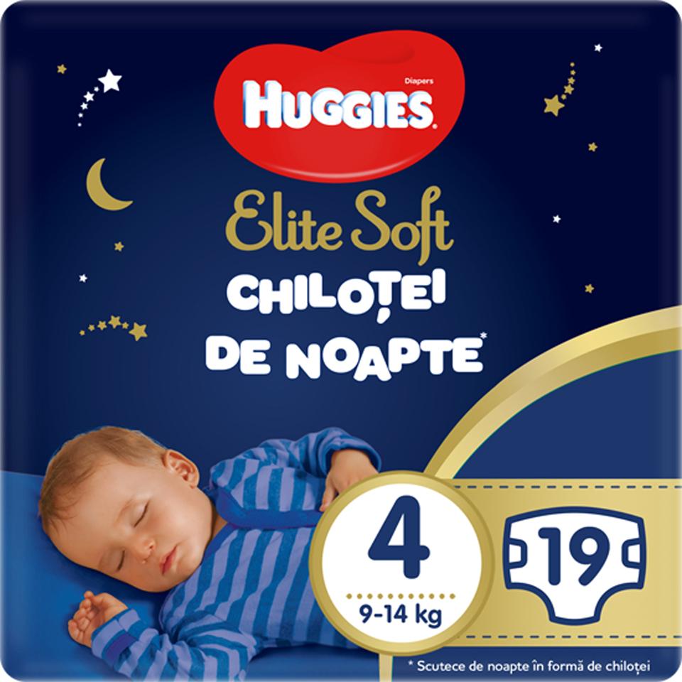 Huggies-Elite Soft