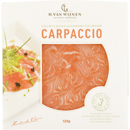 Somon Carpaccio 120g
