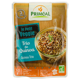 Trio de quinoa bio 220g