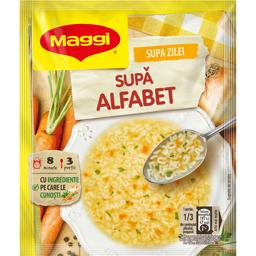 Supa instant Alfabet 44g