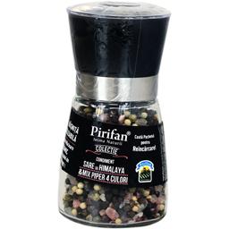 Rasnita cu sare de Himalaya & mix piper 4 culori 140g