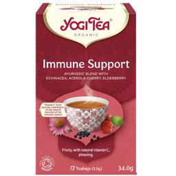 Ceai bio Sprijin imunitar 34g