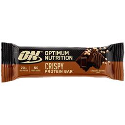 Baton proteic cu aroma de ciocolata si negresa 65g
