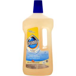 Detergent pentru parchet cu ulei de migdale 750ml