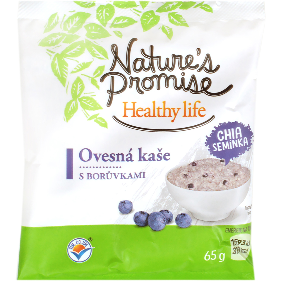 Nature's Promise-Healthy life