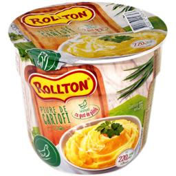 Piure de cartofi instant cu gust de gaina 37g