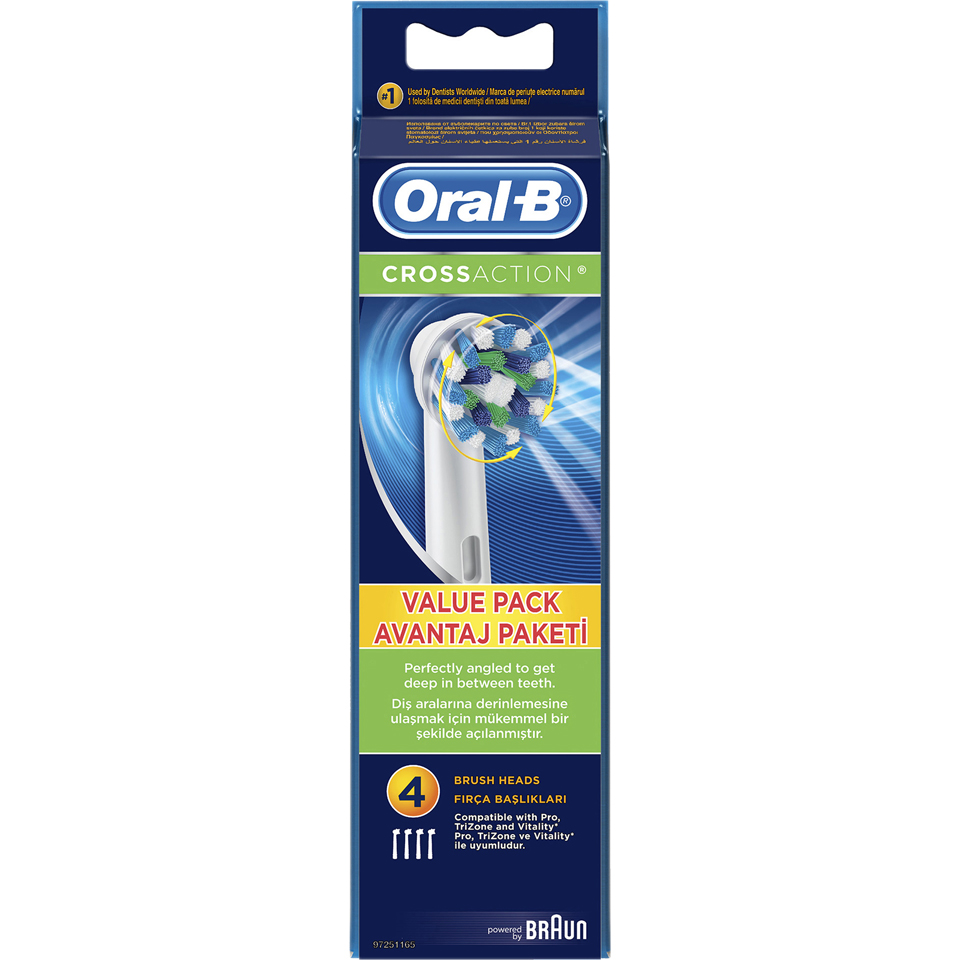 Oral-B-Cross Action