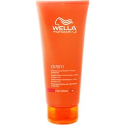 Wella Premium Balsam pentru par fin si normal 200ml