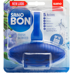 Odorizant toaleta Sanobon Blue 55g