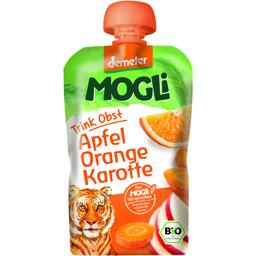 Piure pentru copii cu morcovi,mere si portocale bio 100g