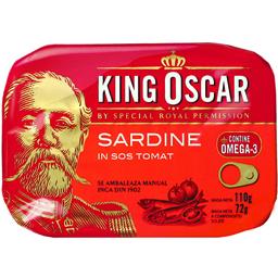 Sardine in sos tomat 110g
