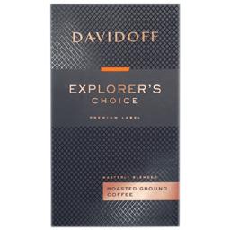 Cafea prajita si macinata Explorer's Choice 250g