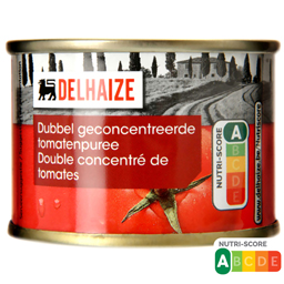 Dublu concentrat de tomate 70g