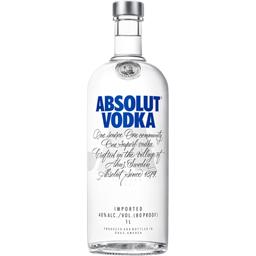 Vodca cu 40% volum de alcool 1l