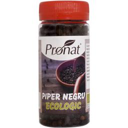 Piper negru boabe ecologic 50g