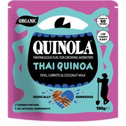 Quinoa bio Thailandeza 190g