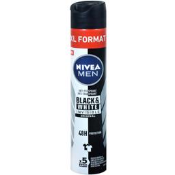 Deodorant spray Black & White Invisible 200ml