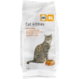 Hrana uscata, bucatele, pentru pisici  2kg