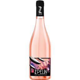 Vin rose frizant 750ml
