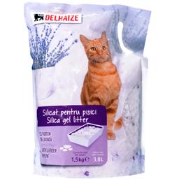 Silicat pentru pisici cu lavanda 3.8L