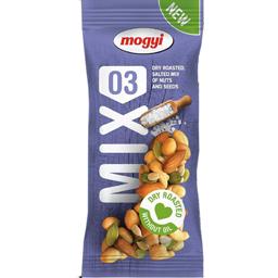 Mix de nuci si seminte sarate 80g