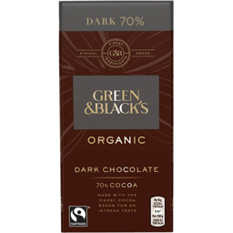 Ciocolata neagra 70% cacao bio 90g