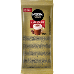 Amestec de cafea solubila Capuccino 14g