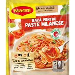 Baza pentru Paste milanese 45g