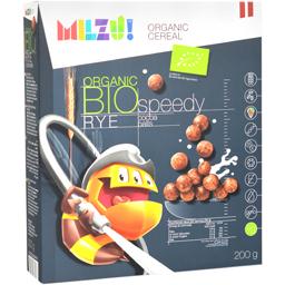 Cereale cu secara bilute cu cacao bio Speedy 200g