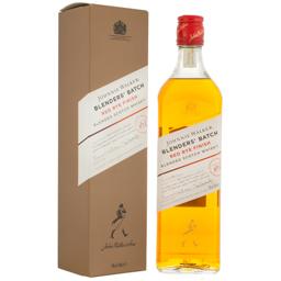 Whisky Red Blender`s Bath Red Rye 0.7l