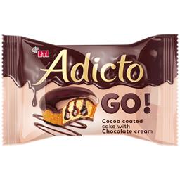 Prajitura cu crema de cacao  45g