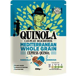 Quinoa integrala Express Mediteraneana 250g