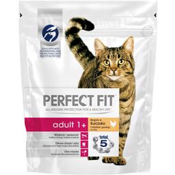 Hrana uscata pentru pisici adulte 750g