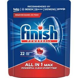 Detergent de vase pentru masina de spalat 22 de tablete