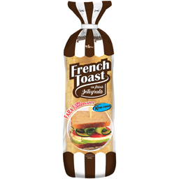 Paine french toast integral 600g