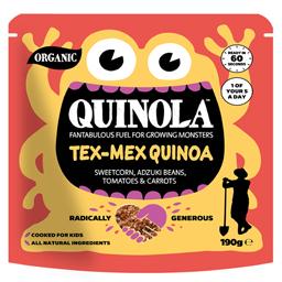 Quinoa bio TEX-MEX 190g