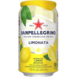 Bautura racoritoare carbogazoasa Limonata 0.33L