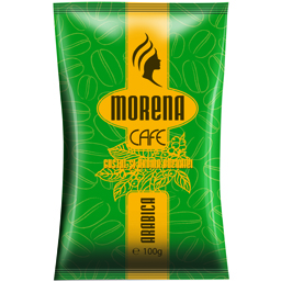 Cafea prajita si macinata arabica 100g