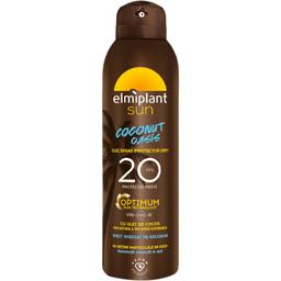Ulei spray protector Dry Coconut Oasis SPF 20 150ml