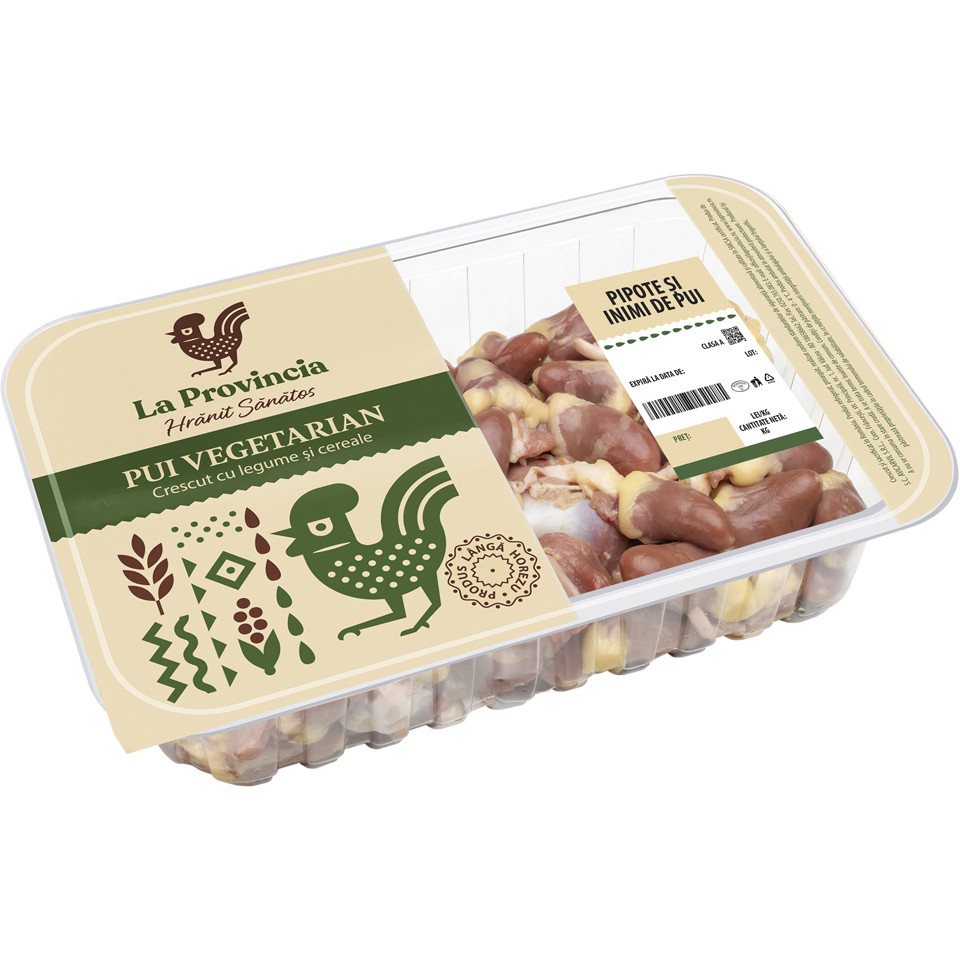 La Provincia-Puiul Vegetarian