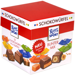 Ciocolata asortata 176g