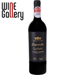 Vin rosu sec 0.75L