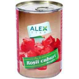 Rosii cuburi decojite 400g