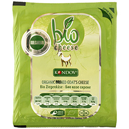 Branza bio de capra 11% grasime 200g