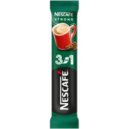 Preparat pudra pe baza de cafea instant 3in1 strong 14g