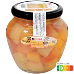Compot de fructe tropicale 560g