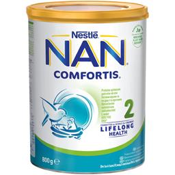 Formula de lapte praf Comfortis 2, de la 6 luni 800g