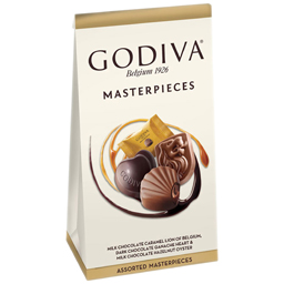 Praline asoratate de ciocolata 115g