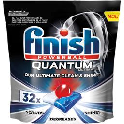 Detergent de vase capsule, 32 buc