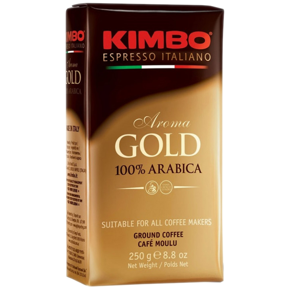 Kimbo-Aroma Gold